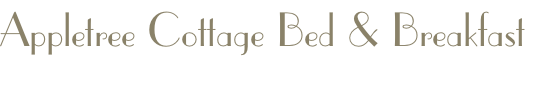 Appletree Cottage Bed & Breakfast